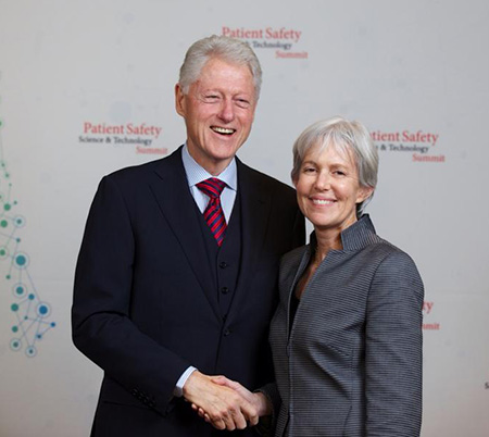 lenore_and_bill_clinton